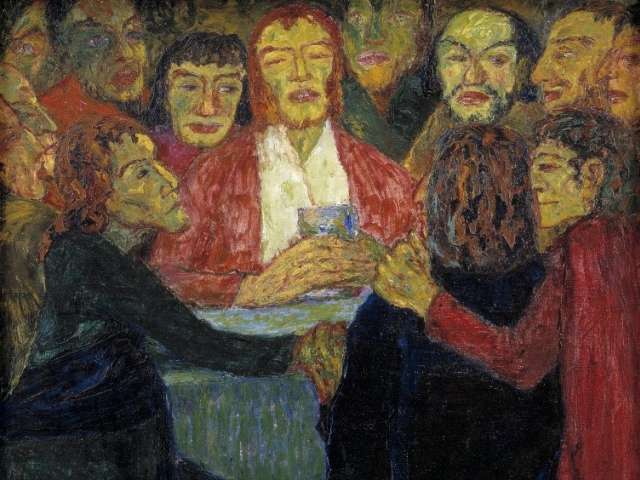 Maleri af Emil Nolde