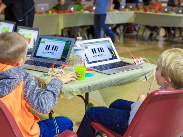 Sjov og leg med Scratch