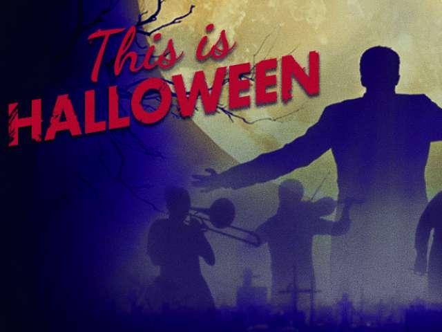 This is Halloween feat. Sønderjyllands Symfoniorkester