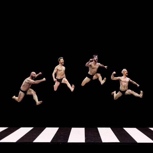 WALK-MAN - Don Gnu - Physical Theatre & Film (2)