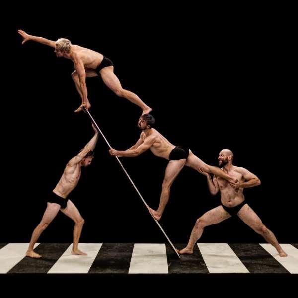WALK-MAN - Don Gnu - Physical Theatre & Film