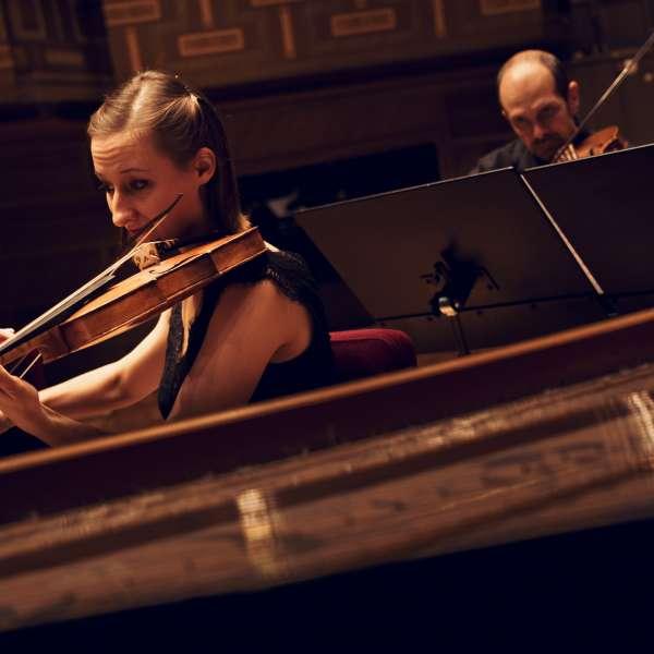 Concerto Copenhagen i Stockholm
